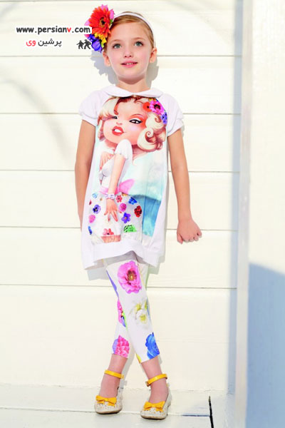 1404322939rhpufanyjqp مدل لباس دختربچه های زیبا