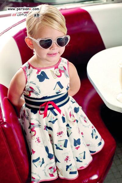 1404322938cgeylpoxykf مدل لباس دختربچه های زیبا