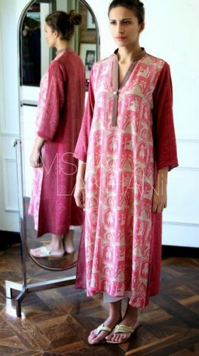 Misha Lakhani Rajput Designer Wear Collection 2014, New Arrivals North Indian Tradition Designs 2014 Fashion
