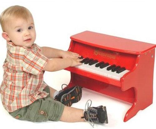 کودک، موسیقی را می شناسد
