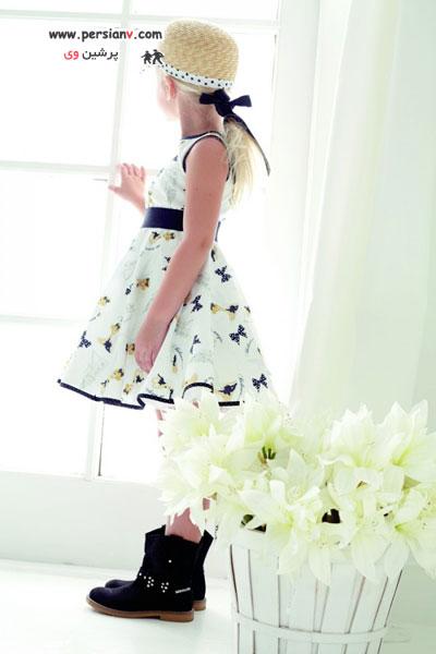 1404322931jjziewekpmj مدل لباس دختربچه های زیبا