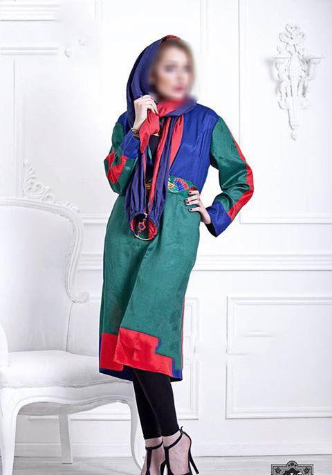 مدل مانتو ویژه شیک پوشان