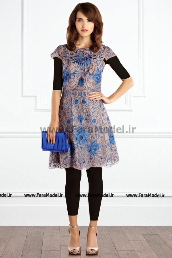 مدل لباس مجلسی 2014 / 93