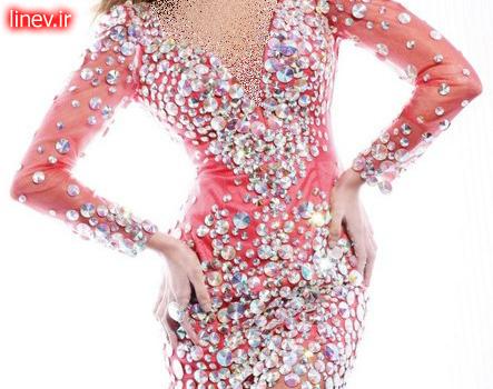 lebas majlesi 8kh 8 مدل لباس های مجلسی دخترانه جدید و شیک