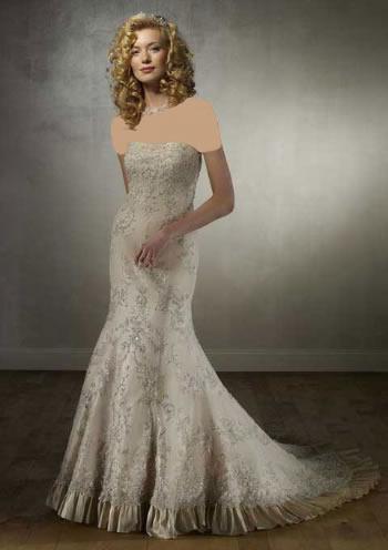 لباس عروس ترک