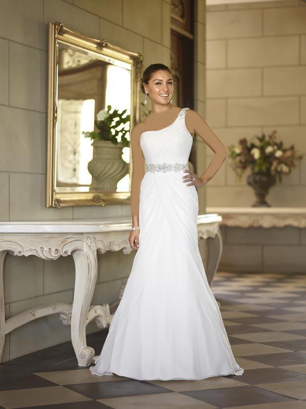 122 عکس هایی جدید از شیک ترین مدل لباس عروس 2014