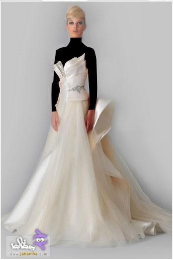 عکس مدل لباس عروس