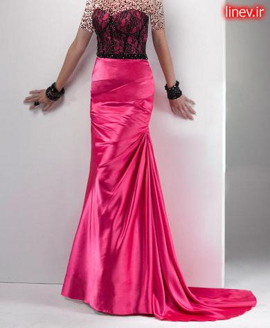 lebas majlesi 8kh 5 مدل لباس های مجلسی دخترانه جدید و شیک