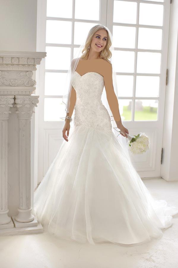 546 عکس هایی جدید از شیک ترین مدل لباس عروس 2014