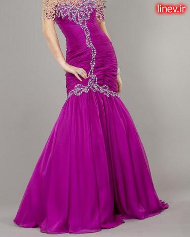 lebas majlesi 8kh 7 مدل لباس های مجلسی دخترانه جدید و شیک
