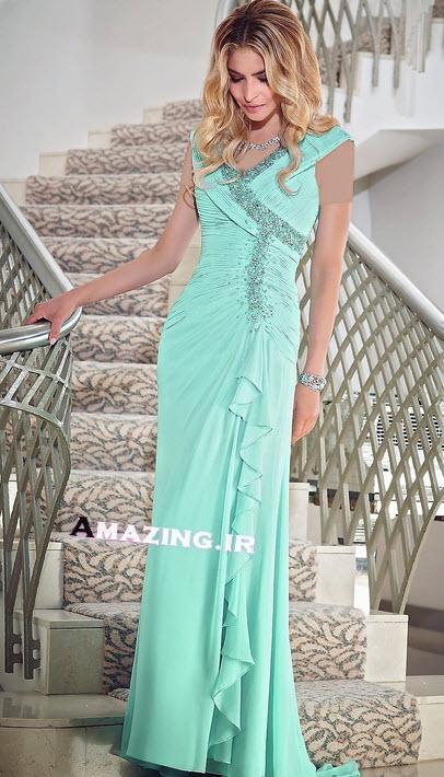 Hotnaz com   4a8038a605b12e68de5cccb4050b575c شیک ترین مدل لباس های مجلسی سری4
