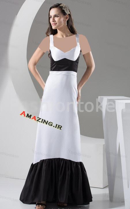 Hotnaz com   727dac47921d157f79866580a6addadd شیک ترین مدل لباس های مجلسی سری4