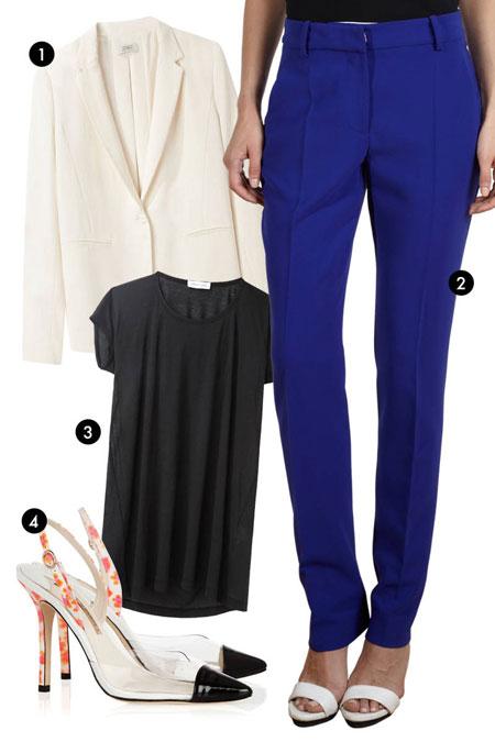 لباس های همه جا پوش,نحوه ست کردن لباس
