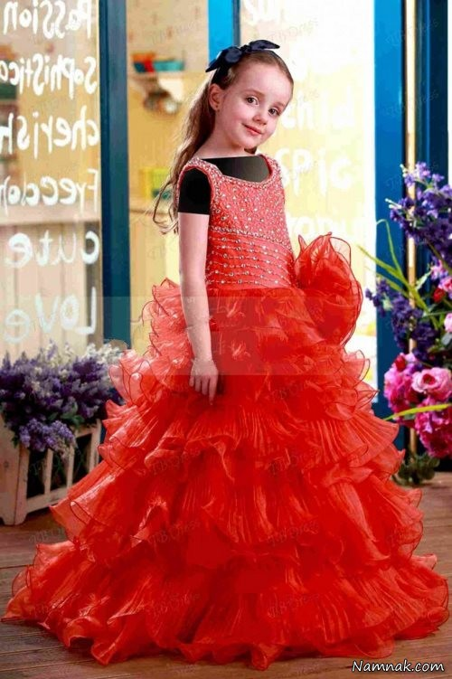 لباس مجلسی بچه گانه،لباس مجلسی شیک،لباس مجلسی جدید،لباس کودک،لباس عروس کودک،لباس عروس بچه گانه،لباس جدیدبچه گانه
