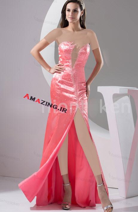 Hotnaz com   f1e53cade77f57042d38162fab441121 شیک ترین مدل لباس های مجلسی سری4
