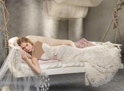 عکس لباس عروس1