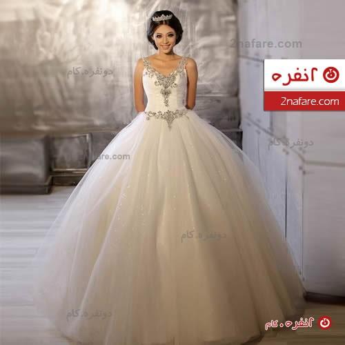عکس لباس عروس8
