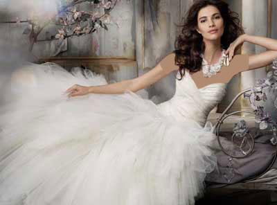عکس لباس عروس6