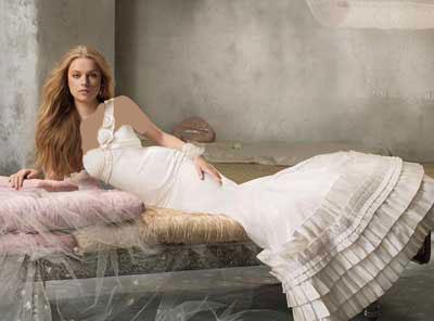 عکس لباس عروس4