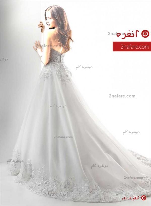 عکس لباس عروس17