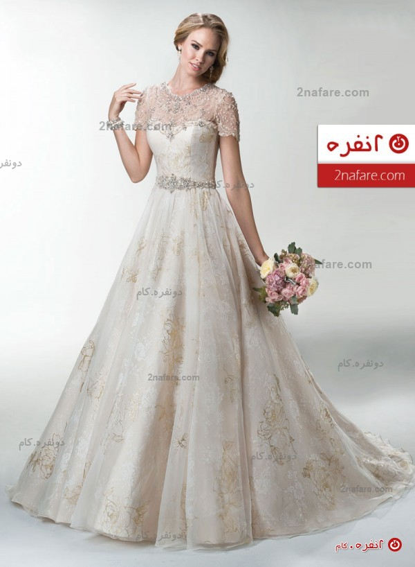 لباس عروس جدید1