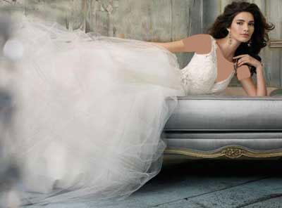 عکس لباس عروس3