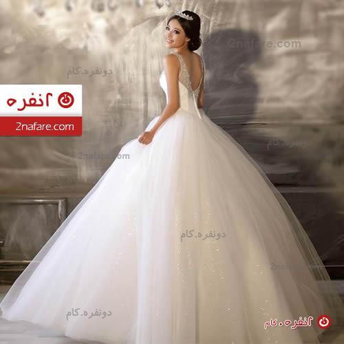 عکس لباس عروس9