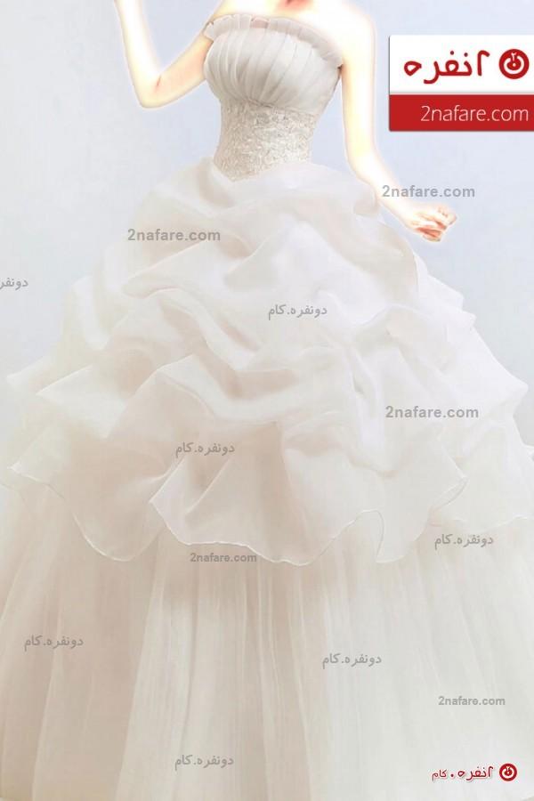 عکس لباس عروس11