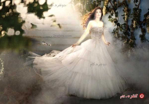 عکس لباس عروس7