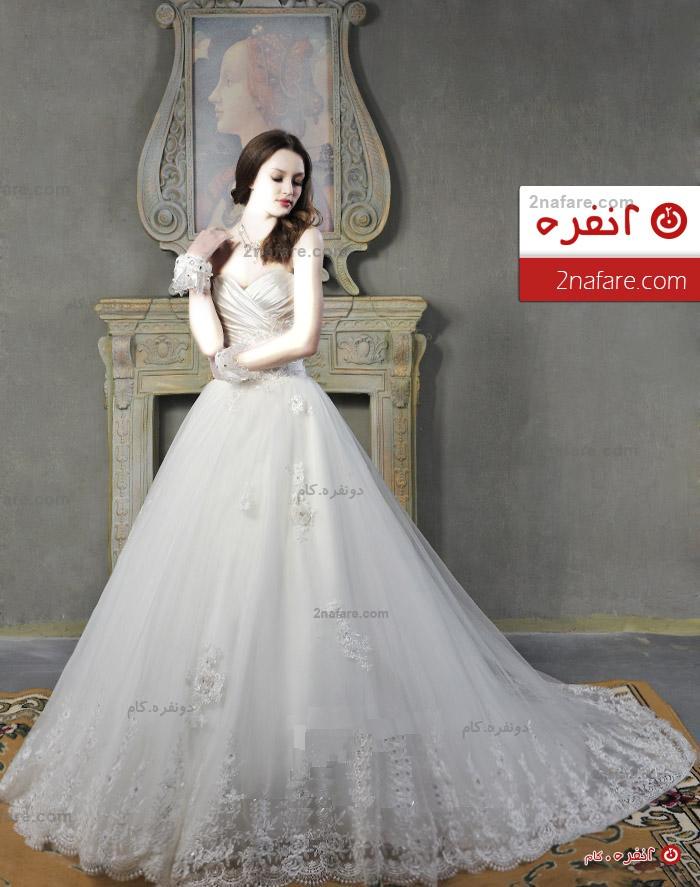 عکس لباس عروس13
