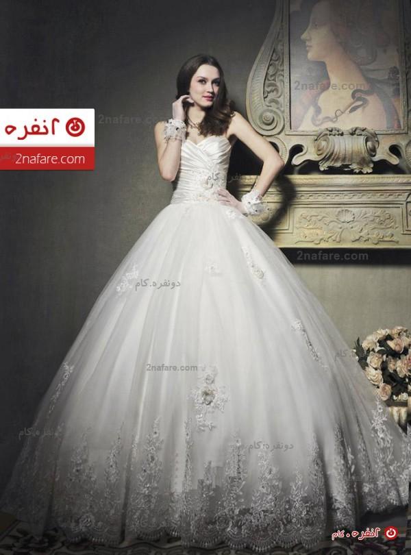 عکس لباس عروس10