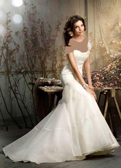 عکس لباس عروس5