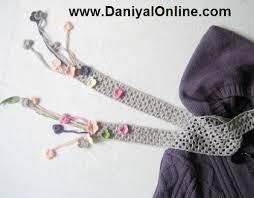 شال گردن بافت 5