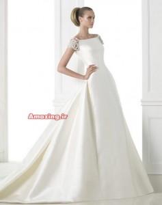 مدل لباس عروس1