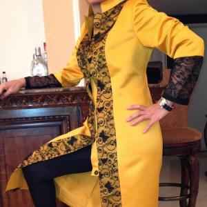 مدل مانتو جدید ایرانی2