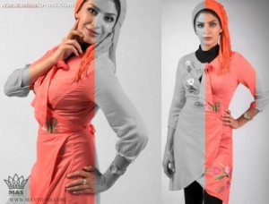 مدل مانتو جدید ایرانی23