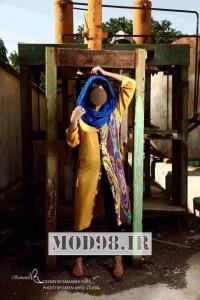 مدل مانتوی ایرانی8