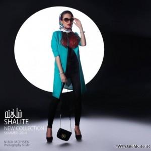مدل مانتوی ایرانی7