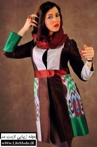 مدل مانتوی ایرانی1