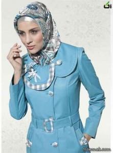 مدل مانتو جدید ایرانی 46