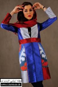 مدل مانتوی ایرانی2