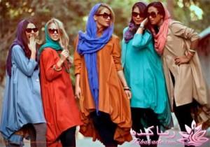 مدل مانتو جدید ایرانی 64