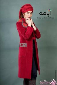 مدل مانتو جدید ایرانی 58