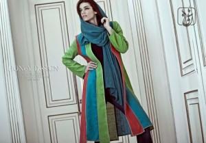 مدل مانتو جدید ایرانی85