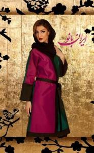 مدل مانتو جدید ایرانی101