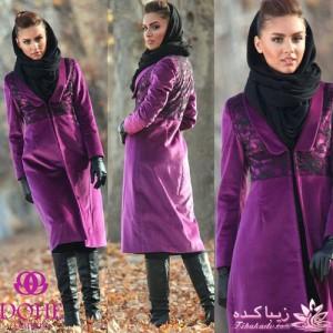 مدل مانتو جدید ایرانی135