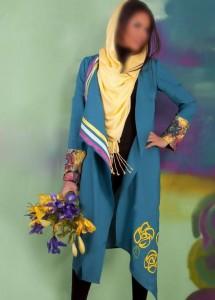 مدل مانتو جدید ایرانی145