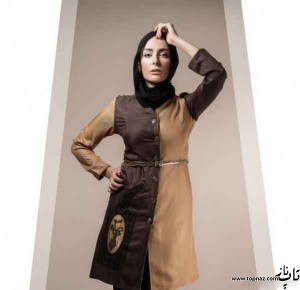 مدل مانتو جدید ایرانی198