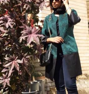مدل مانتو جدید ایرانی168