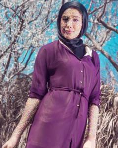 مدل مانتو جدید ایرانی161